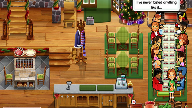 Delicious - Emily's Holiday Season Screenshot 2