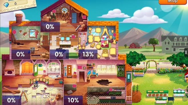 Delicious - Emily's Home Sweet Home Deluxe Edition Screenshot 2