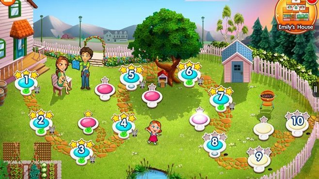 Delicious - Emily's Home Sweet Home Deluxe Edition Screenshot 5
