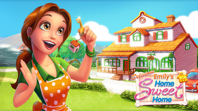 Delicious - Emily's Home Sweet Home Deluxe Edition Screenshot 1
