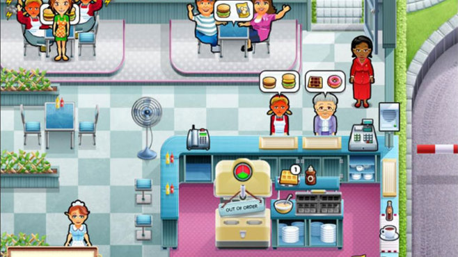 Delicious - Emily's Taste of Fame Screenshot 5