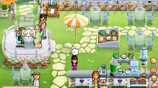 Delicious - Emily's Tea Garden Screenshot 1