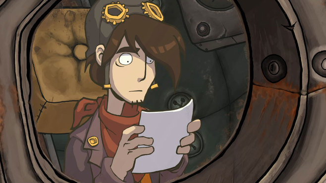 Deponia Screenshot 2