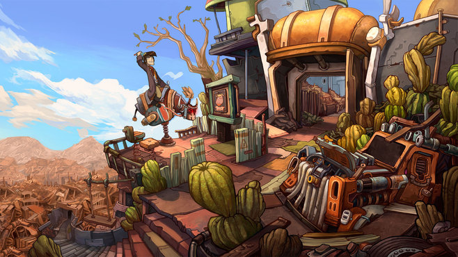 Deponia Screenshot 5