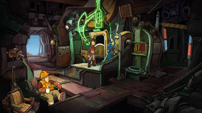Deponia Screenshot 10