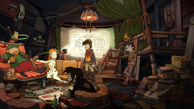 Deponia 2: Chaos on Deponia Screenshot 4