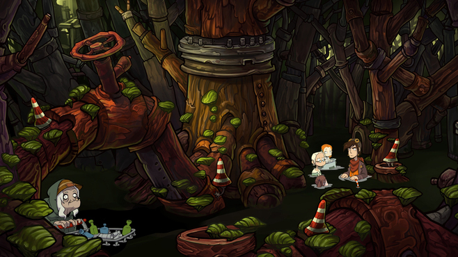Deponia 3: Goodbye Deponia Screenshot 5