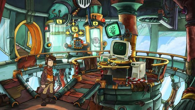Deponia Doomsday Screenshot 9