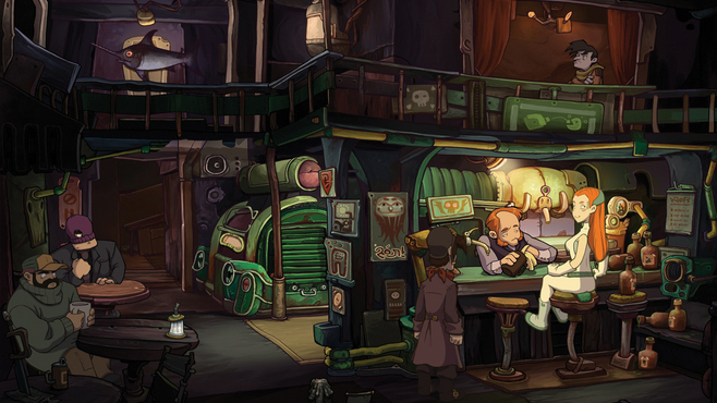 Deponia - The Complete Journey Screenshot 4