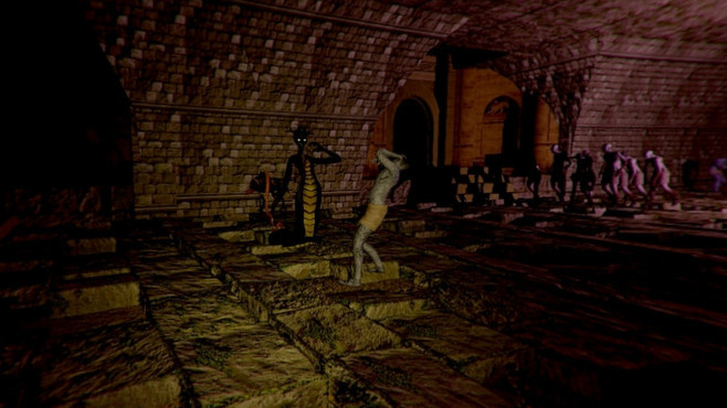 Depths of Fear :: Knossos Screenshot 2