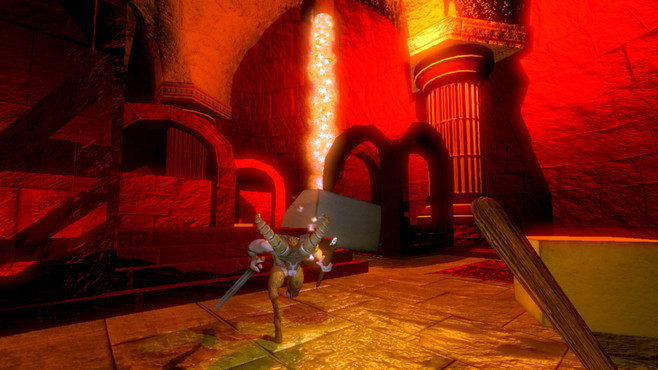Depths of Fear :: Knossos Screenshot 7