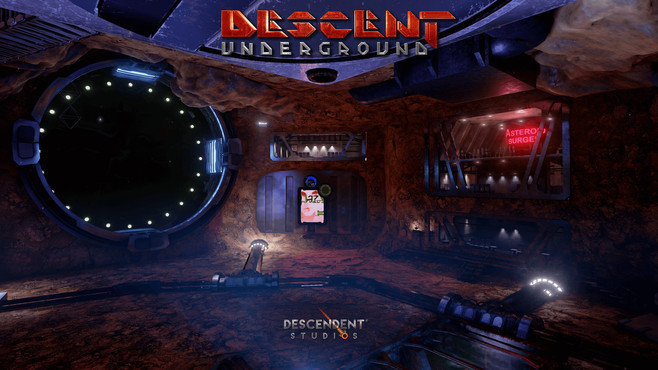 Descent: Underground Screenshot 2