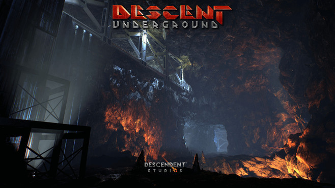 Descent: Underground Screenshot 3