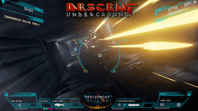 Descent: Underground Screenshot 5