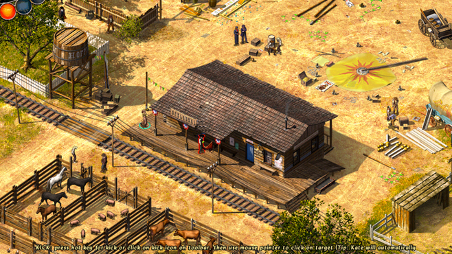 Desperados: Wanted Dead or Alive Screenshot 7