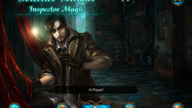 Detective Solitaire Inspector Magic Screenshot 3