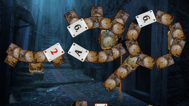 Detective Solitaire Inspector Magic Screenshot 4