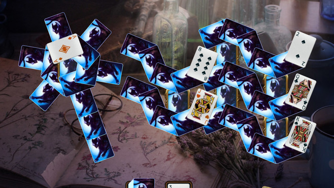 Detective Solitaire Inspector Magic Screenshot 5