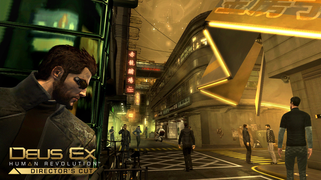 Deus Ex: Human Revolution - Director's Cut Screenshot 5