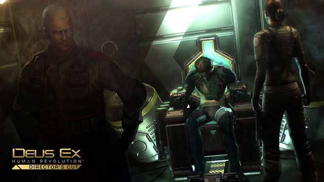 Deus Ex: Human Revolution - Director's Cut Screenshot 8
