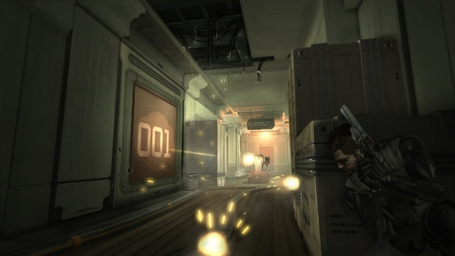 Deus Ex: Human Revolution - Ultimate Edition Screenshot 1