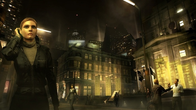 Deus Ex: Human Revolution - Ultimate Edition Screenshot 4