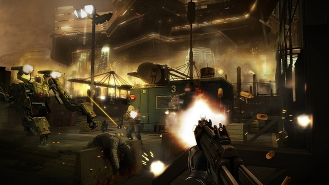 Deus Ex: Human Revolution - Ultimate Edition Screenshot 5