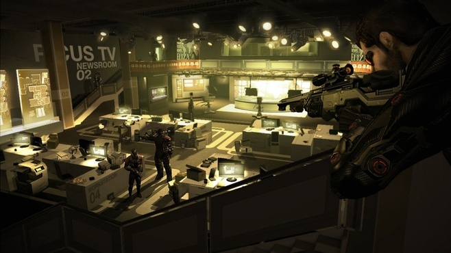 Deus Ex: Human Revolution - Ultimate Edition Screenshot 9