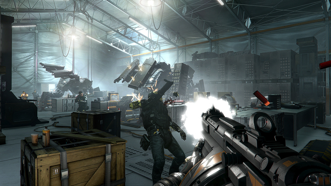 Deus Ex: Mankind Divided Screenshot 2