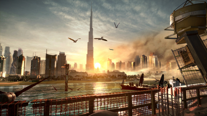 Deus Ex: Mankind Divided Screenshot 5