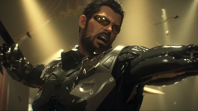 Deus Ex: Mankind Divided Screenshot 11