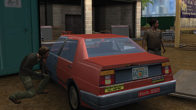 Dexter The Game Screenshot 5