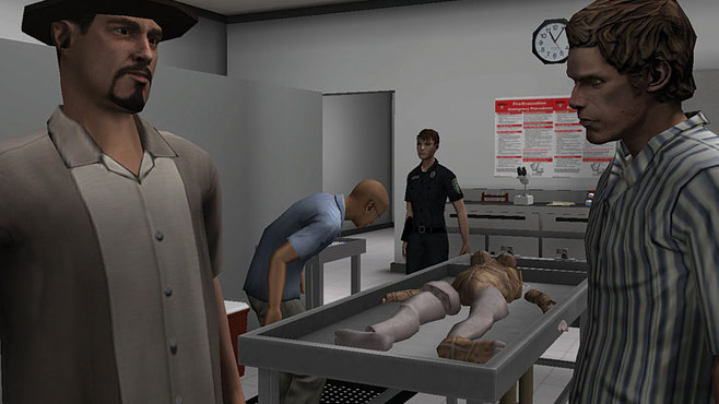 Dexter The Game Screenshot 6