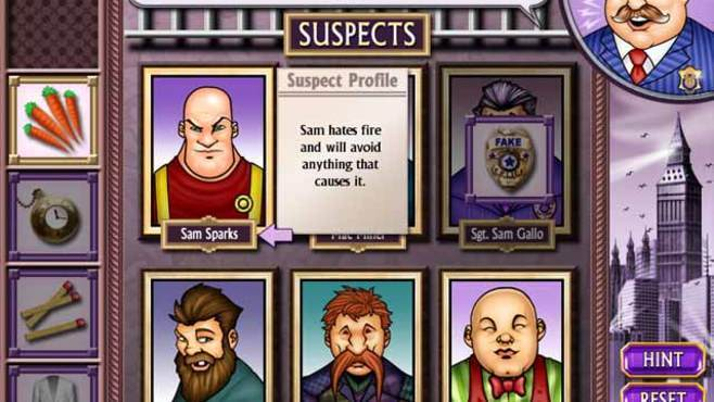 Diamond Detective Screenshot 2