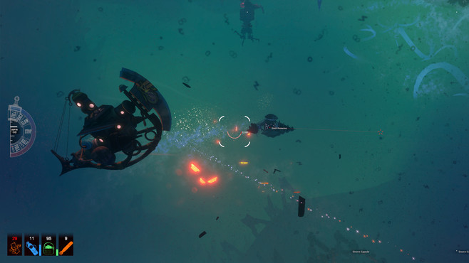 Diluvion Fleet Edition Screenshot 3