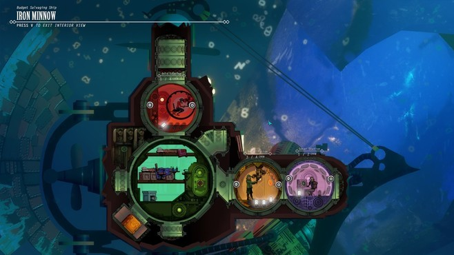 Diluvion Fleet Edition Screenshot 5
