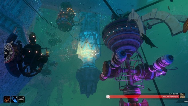 Diluvion Fleet Edition Screenshot 8