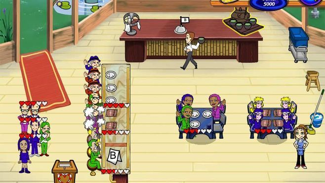 Diner Dash 2: Restaurant Rescue Screenshot 6