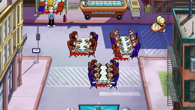 Diner Dash 5: BOOM! Screenshot 1
