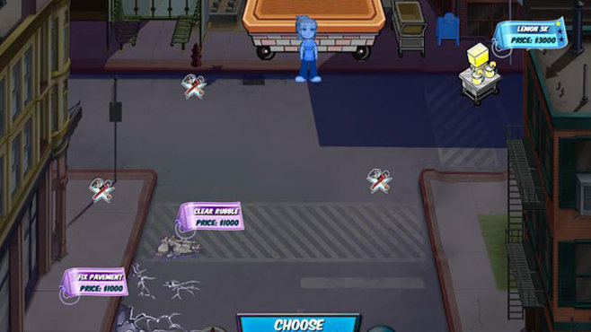 Diner Dash 5: BOOM! Screenshot 3