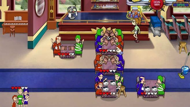 Diner Dash - Flo On The Go Screenshot 3