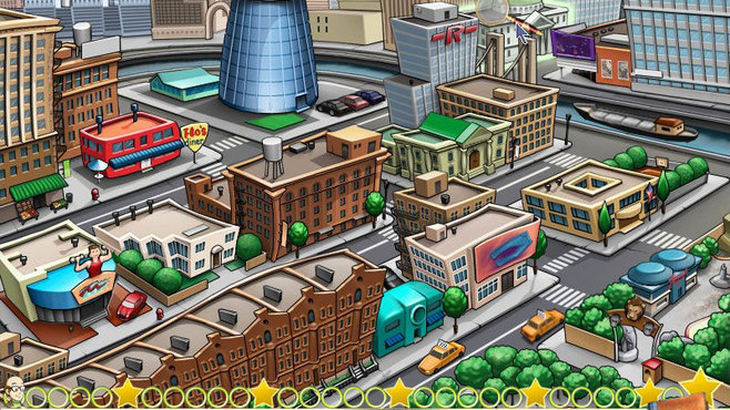 DinerTown Detective Agency Screenshot 2
