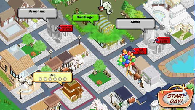 DinerTown Tycoon Screenshot 4