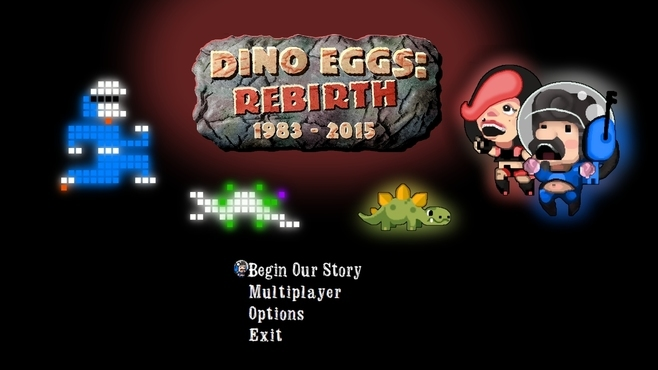Dino Eggs: Rebirth Screenshot 1