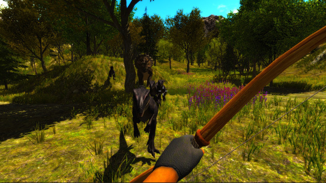Dinosaur Forest Screenshot 2