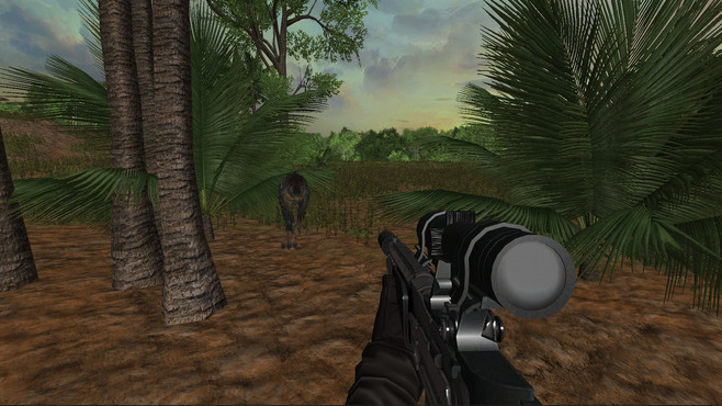 Dinosaur Hunt Screenshot 1