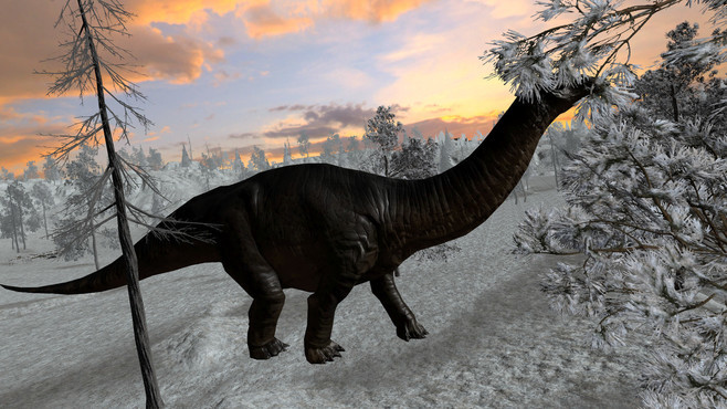 Dinosaur Hunt - Brontosaurus Expansion Pack Screenshot 1