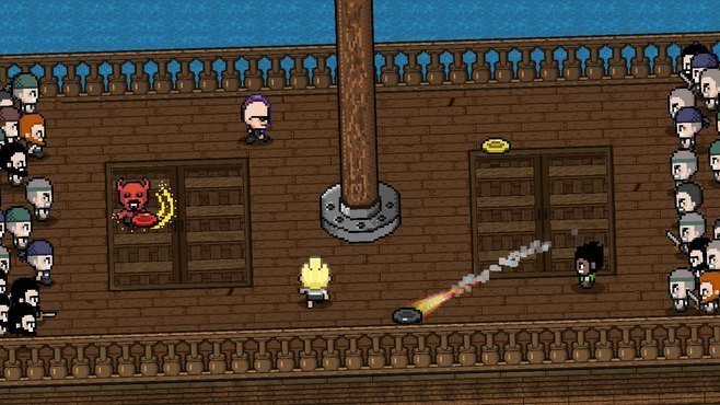 DiscStorm Screenshot 3