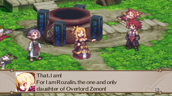 Disgaea 2 PC Digital Dood Edition Screenshot 1