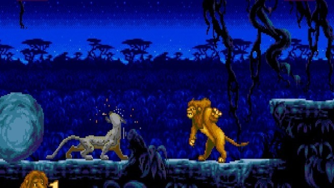 Disney's The Lion King Screenshot 1
